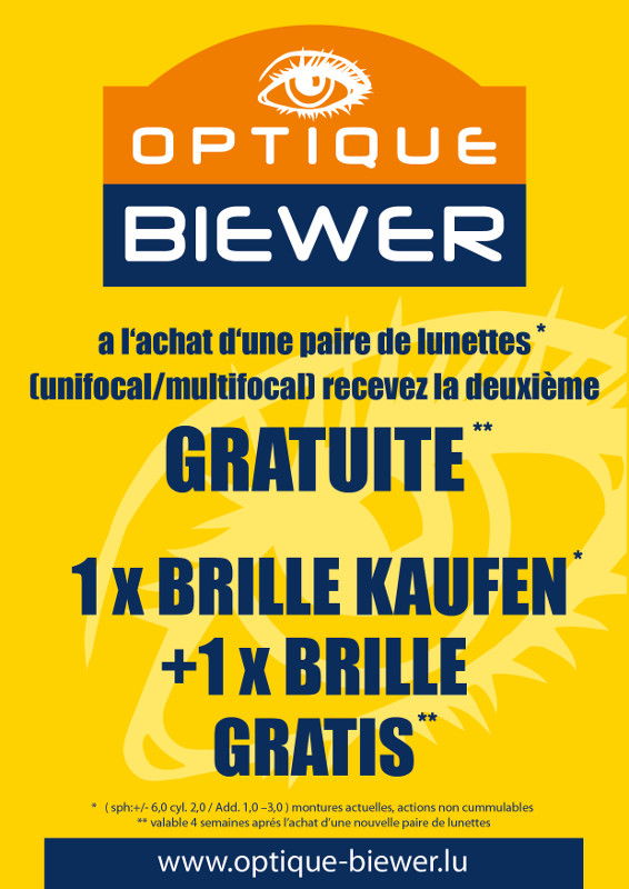 Optique Biewer - Angebot Brille